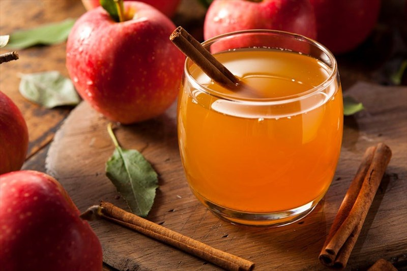 What are the dosage recommendations for apple cider vinegar?