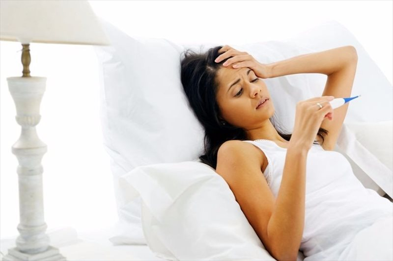 Causes Types Symptoms And Treatment For Fever
